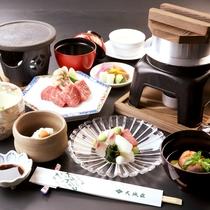 *【悠-yuu-】冬のお料理一例です