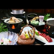*凜 秋・冬のお料理一例