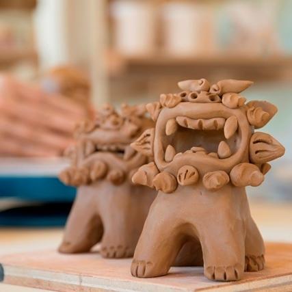 陶芸体験「多幸山窯」