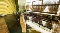 ■男性大浴場 外湯(温度:42℃)