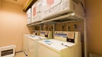 ■洗濯機、乾燥機 13階男女大浴場内にございます。