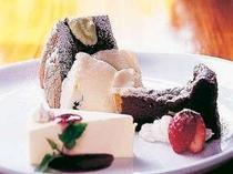 ママ手作りの美味しいデザート(オプション例)