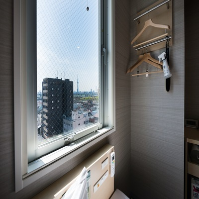 【眺望】日当たりの良い上階からの眺め!