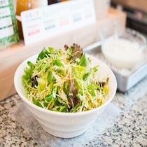 【有機JAS認定野菜サラダ】日本のサラダの1%未満・安心・素材の旨味・育てる土から健康