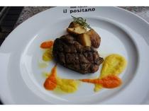 2016年6月現在 コース料理メイン肉