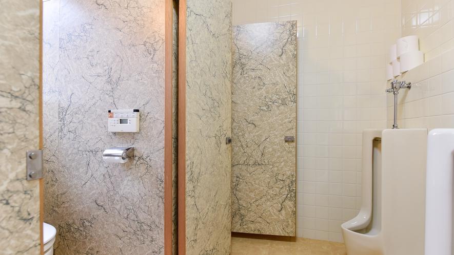 *【共同トイレ】お手洗いは共同となります。清潔さを心がけております。