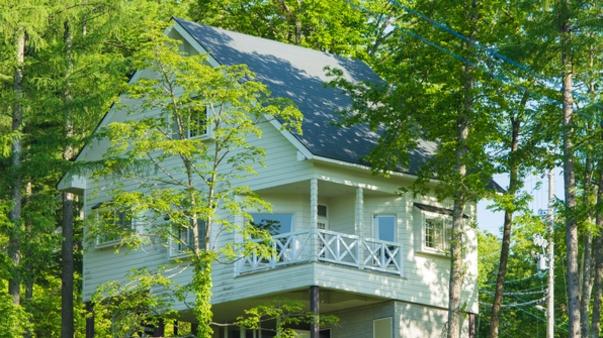 ■コテージ和洋室■[86平米]−1棟独占♪森の貸別荘−