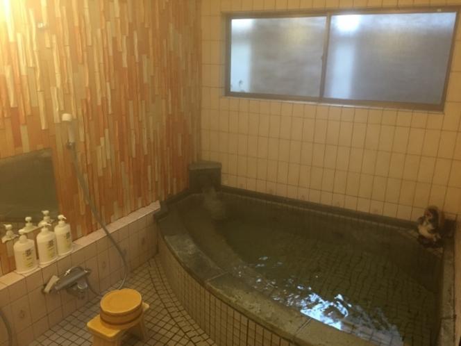 【和みの湯】貸切風呂