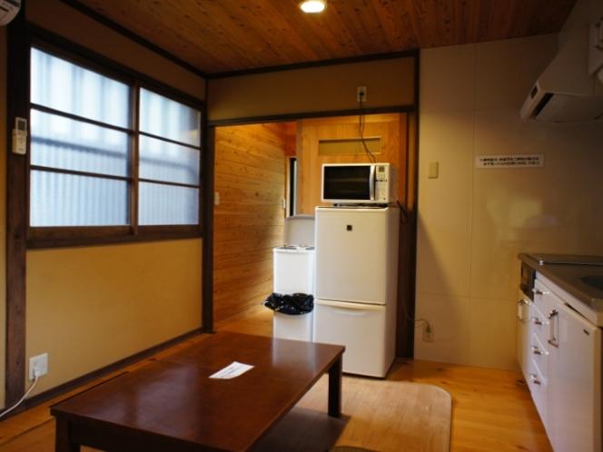 【別邸 静仙館】1Fのキッチンスペース