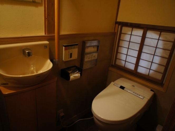 【三余】お手洗