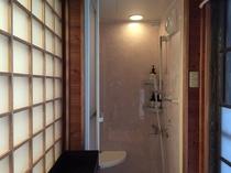 【古民家 法泉長屋】シャワールーム