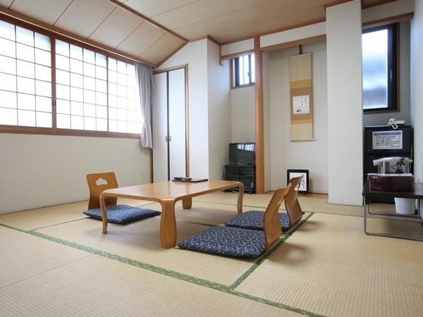 【鶴の間】和室8畳