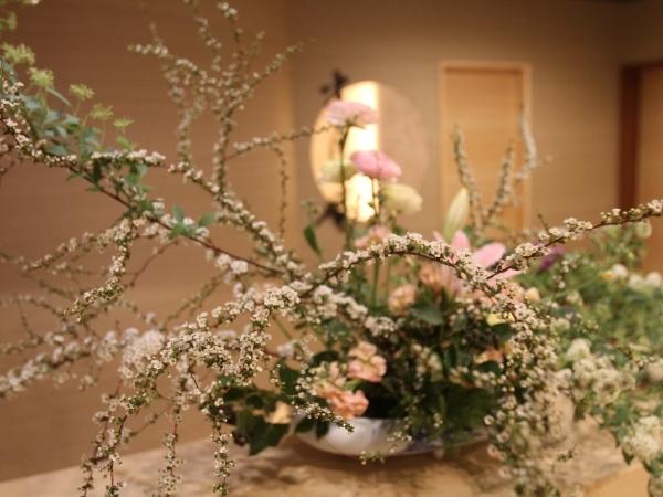 【フロント】花