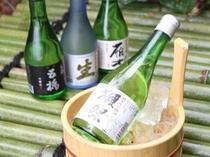 【山口の銘酒の数々】