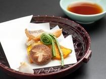 揚物の一例「天ぷら」