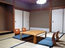 【茶室広間】和室10畳