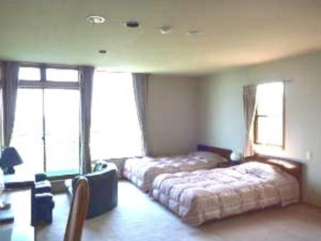 絶景オーシャンビューの広々スペシャルDXルーム(3階)♪♪♪