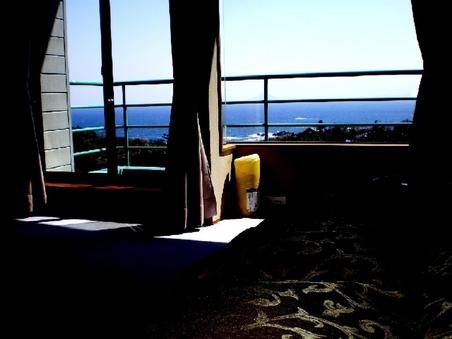 絶景オーシャンビューの広々ダブルルーム(3階)♪♪♪