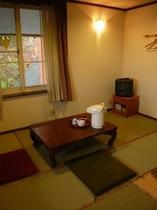 本館和洋室の和室例