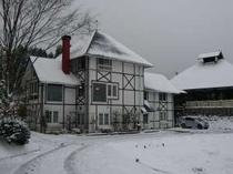 冬の鶴里リゾートホテル