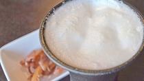 ビールを美味しく!珠洲焼きでご提供