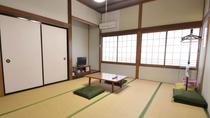 田崎荘のスタンダードなお部屋 和室9畳