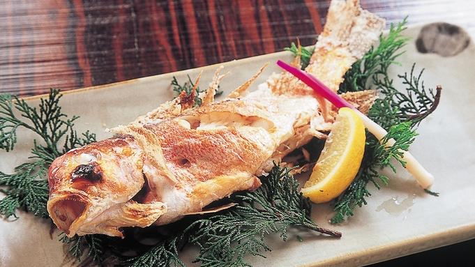 【ご当地自慢】季節の会席料理+福井が誇る高級魚「ぐじ」を五感で味わう<若狭ぐじ堪能プラン>
