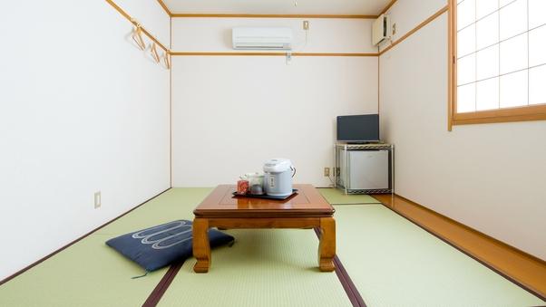 【禁煙・3階】6畳 (バス・トイレ無)