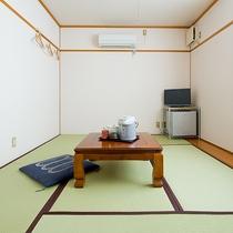 【客室一例】和室6畳
