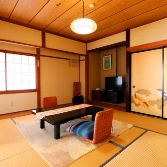 ◆10畳和室<トイレ付>