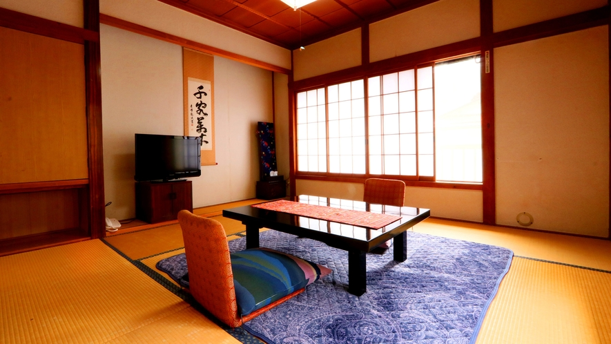 8畳和室●居心地の良いお部屋です。