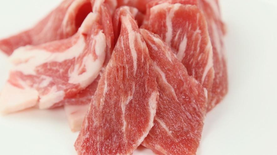 脂の量がちょうどいい!猪肉