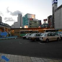 ホテルまでの道順②A