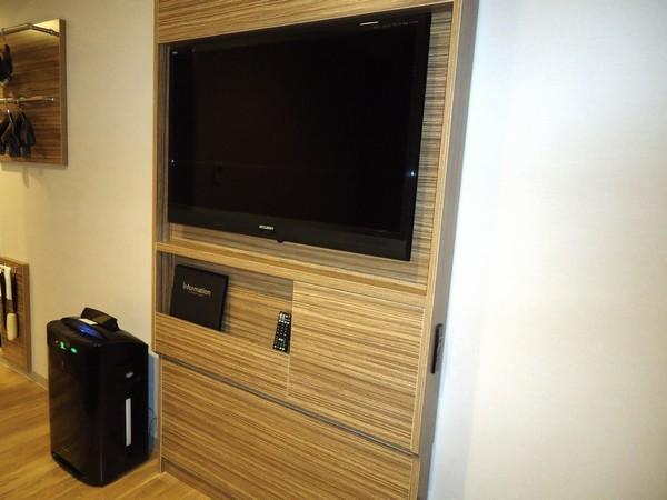 テレビ・空気清浄器