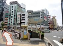 名古屋駅からの道案内②