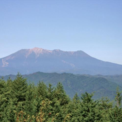 *【木曽御嶽山】四季折々で表情を変える山の姿をお楽しみ下さい。