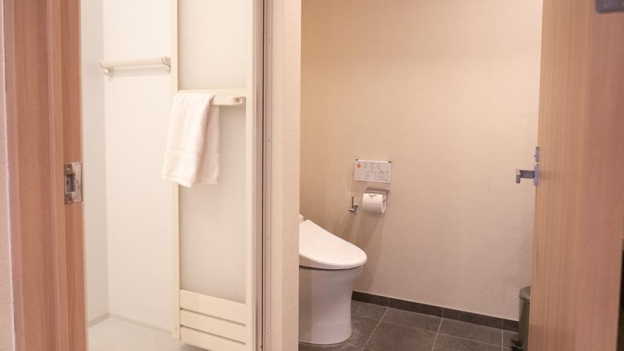 1LDK【スタンダード禁煙】バスルーム(一例)