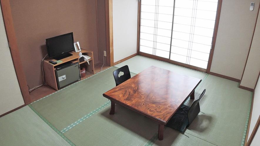 *和室6畳(一例)◎冷暖房・テレビ完備。