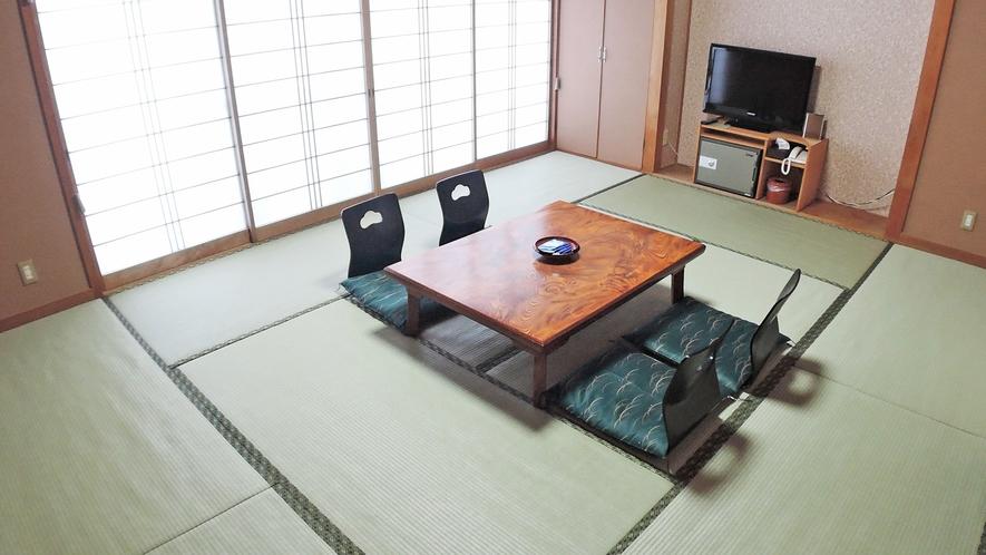 *和室10畳(一例)◎冷暖房・テレビ完備。