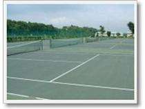 テニスコート♪皆さんで楽しく