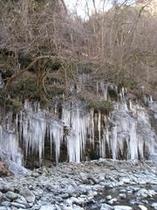 (縦)大滝・三十槌の氷柱