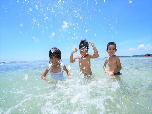 【夏休みキャンペーン!】【レッツ海遊び♪】マリン4点セットレンタル無料☆(2連泊以上)