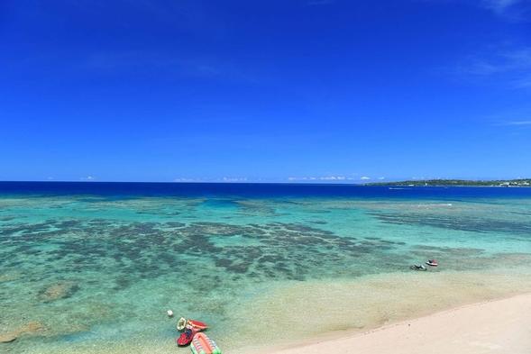 【沖縄Days】【連泊限定】美ら海を見ながらのんびりステイ☆開放的なコンドミニアムで癒しの滞在♪