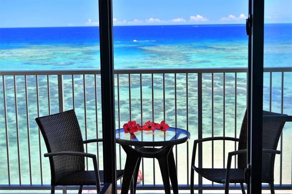 【部屋食】【2連泊以上】海を眺めて朝食プラン2◇朝食付き◇