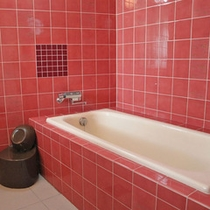 *【スタンダードダブル】お風呂はセパレートタイプとなっております。
