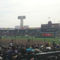*【甲子園球場】当館より約40分→プロ野球、高校野球観戦でのお泊りにご利用ください