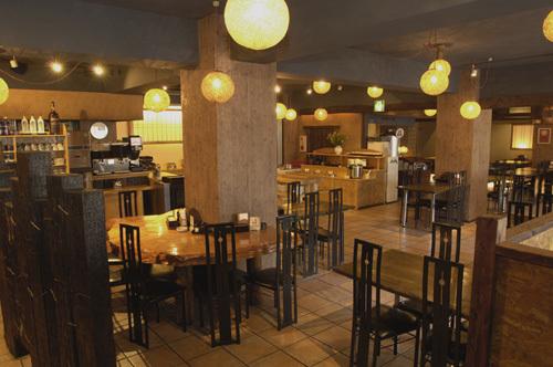 レストラン「Okairina菜」