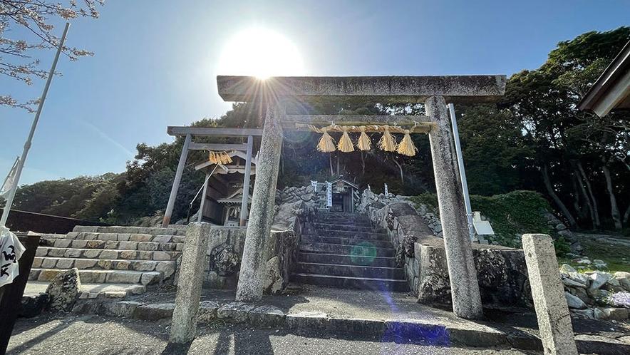 畔蛸神明神社(あだこ神社・大日さん)
