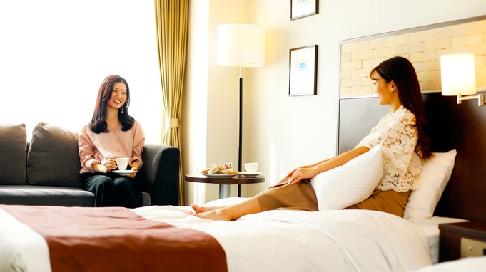 【連泊★神戸〜舞子旅◆朝食付】和・洋など4種類から選べるこだわり朝食☆長期滞在◎