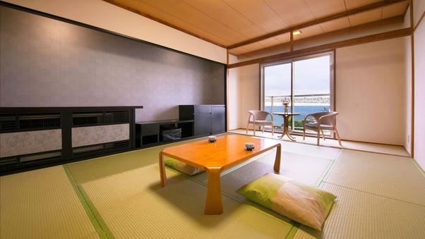 緑風館和室10畳◆【喫煙】 ブリッジビュー